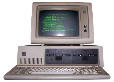 Так виглядав перший IBM PC