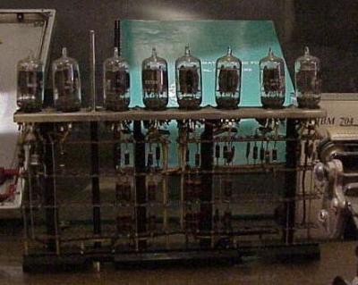 Ламповий блок IBM 704