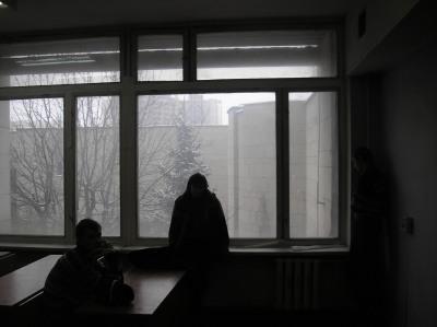 Сірі будні факультету