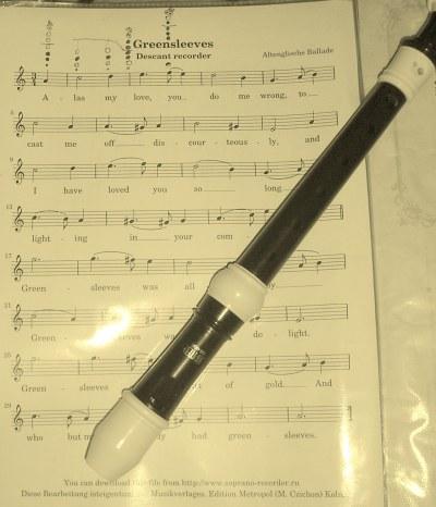 Моя флейта
