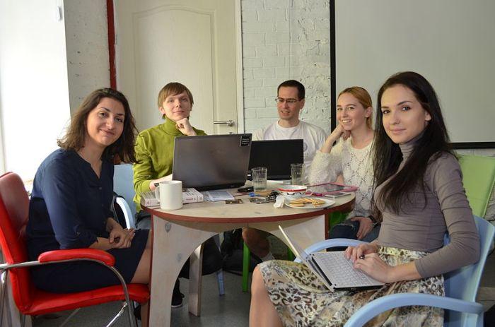 Команда вікіпедії